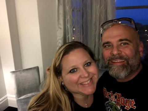 Dan and Jennifer